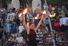 Mostra Viva arranca als Jardins del Túria amb shows espectaculars