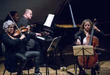 B3: Brouwer Trio interpreta a l'Almodí la simfonia núm. 2 de Beethoven en format de cambra