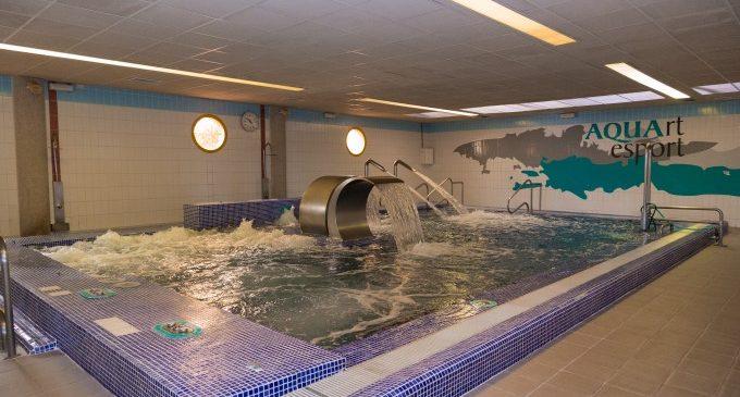 Quart de Poblet reobri les seues instal·lacions de piscina coberta, balneari i sales de càrdio i musculació