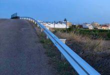 Foios millora la seguretat del pont ferroviari a Cuiper