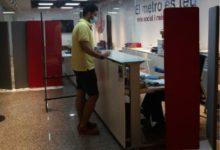 Metrovalencia reobri els Punts del Client de Amistat-Casa de la Salut, Marítim-Serreria i Torrent Avinguda