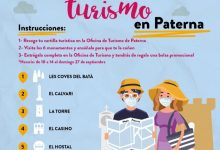 Paterna commemora el Dia Internacional del Turisme amb un joc que convida a visitar el seu patrimoni local