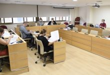 Reunión de trabajo para diseñar el centro de día de Villa Amparo