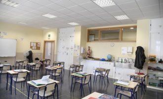 Tot preparat a Paiporta per a l'inici d'un nou curs escolar segur i amb la salut de l'alumnat com a prioritat