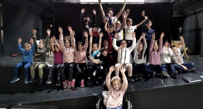 L'Escola Municipal de Teatre d'Aldaia (EMTA) continua creixent malgrat la Covid-19