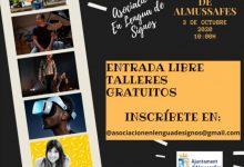 La Asociación En Lengua de Signos de Almussafes organiza el Festival de las Lenguas