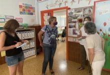 Benetússer elabora un protocolo normativo para garantizar una vuelta segura a la Escuela de Adultos