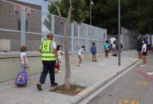 Paterna es bolca amb la seguretat dels 16.745 escolars que tornen a les aules a partir de hui