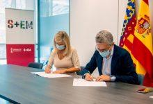 Ferrocarrils de la Generalitat i l'Agència Valenciana de Seguretat incrementen la seua col·laboració per a ser més eficaces davant emergències