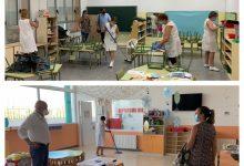 L'Ajuntament de Museros es prepara per a l'inici del curs escolar 2020-2021