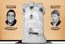 La Torre de Paterna acull a partir de demà un torneig d'escacs internacionals