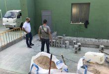 Comencen les obres del poliesportiu de Massamagrell, finançades amb el romanent de tresoreria