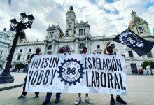 """Riders València: """"Queremos ser cautos porque cambiar la normativa puede ser una puerta abierta a la uberización"""""""