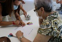 L'Ajuntament de Quart de Poblet visibilitza i consciència sobre l'Alzheimer amb tallers de reminiscència i agilitat mental