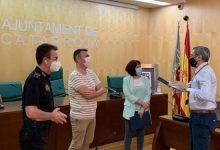 L'Ajuntament de Catarroja es reuneix amb el Director General, José María Ángel, per a repassar les necessitats del municipi en matèria de seguretat