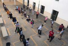 El Conservatori Professional de Llíria arranca el curs amb les instal·lacions adaptades al Covid-19