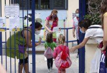 Arranca el curs escolar a Mislata amb totes les mesures preventives davant la Covid-19