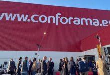 El nou Centre de Distribució de Conforama crearà 100 llocs de treball en el municipi valencià de Llíria