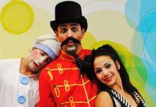 Els espectacles culturals infantils tornen a Almussafes amb AHÁ! Circo