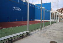 El polideportivo Jaume Ortí de Aldaia reabre el 7 de septiembre