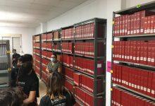 L'Arxiu Municipal d'Almussafes col·labora amb el taller d'ocupació 'La Ribera Baixa gestiona'