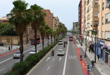 Més espai per als vianants i carril bici compartit amb EMT-Taxi en la nova avinguda Pérez Galdós