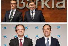 CaixaBank i Bankia confirmen a la CNMV que negocien una possible fusió
