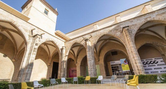 El Centre del Carme ofereix els seus claustres als centres educatius perquè puguen fer classes a l'aire lliure
