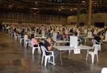 Més de 2.000 aspirants realitzen a València les proves per a optar a una ocupació en FGV