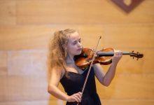 Violinistes de set països passen a la semifinal de CullerArts