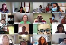 Els grups de treball de Salut Pública es bolquen en atendre la situació de la pandèmia a Alzira