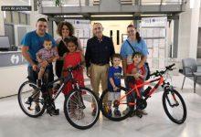 L'Ajuntament de Quart de Poblet sorteja dues bicicletes amb motiu de la Setmana Europea de la Mobilitat