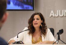 """Gómez sobre les diferències amb Ribó pels romanents: """"Hem de fer el millor per als valencians"""""""
