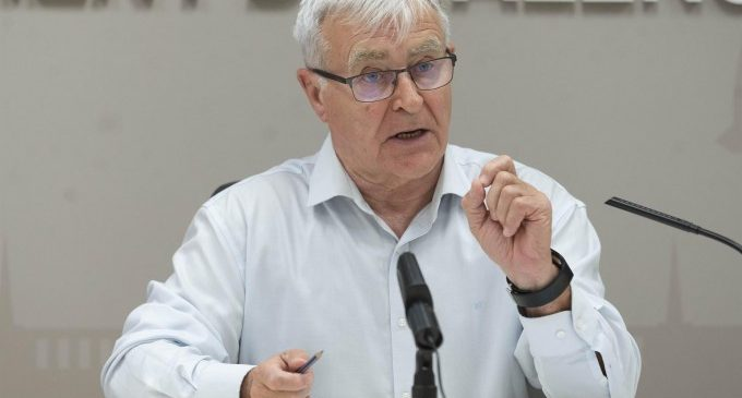 """Ribó sobre l'alçament de mesures a València: """"indica que les coses s'han fet raonablement bé"""""""