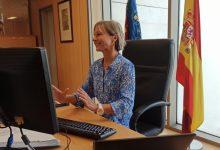 La presidenta de l'Audiència de València:
