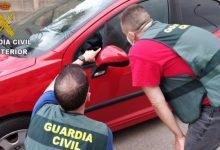 La Guardia Civil detiene a un sospechoso de 55 robos en viviendas y vehículos en l'Horta Nord