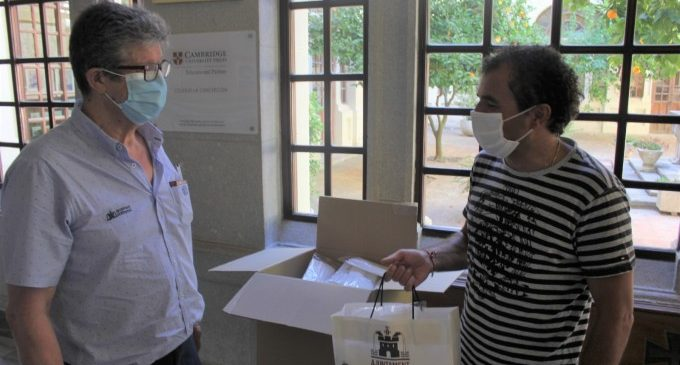 Ontinyent repartirà 8.250 mascaretes entre els centres educatius per potenciar la seguretat al nou curs escolar