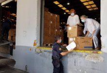El Govern distribueix 1.594.000 mascaretes a través de la FEMP i d'entitats socials a la Comunitat Valenciana
