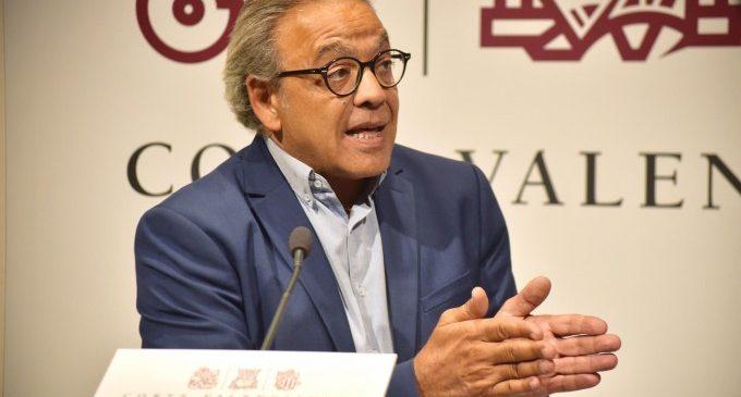"""Mata: """"El PP hauria d'estar a Brussel·les i Madrid donant suport als projectes valencians en comptes de sembrar la seua incompetència"""""""