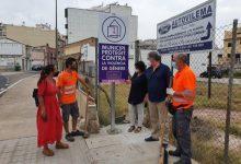 Sueca instal·la cartelleria com a Municipi Protegit contra la Violència de Gènere