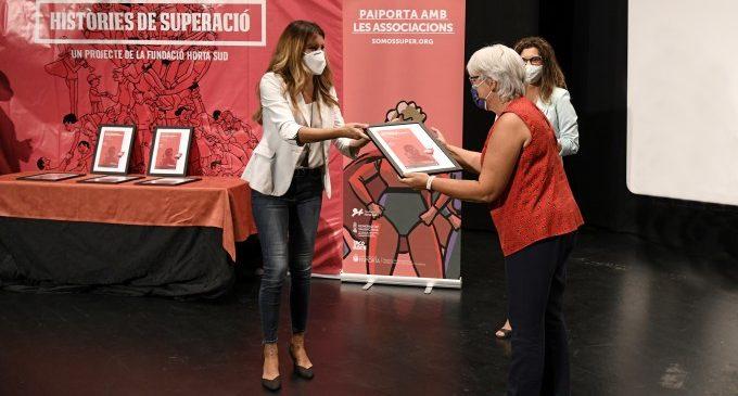 La segona edició de la Gala Somos Súper plena d'optimisme i il·lusió l'Auditori de Paiporta