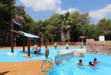 La piscina Parc Vedat de Torrent s'acomiada de l'estiu com a model de seguretat pioner per a altres ciutats