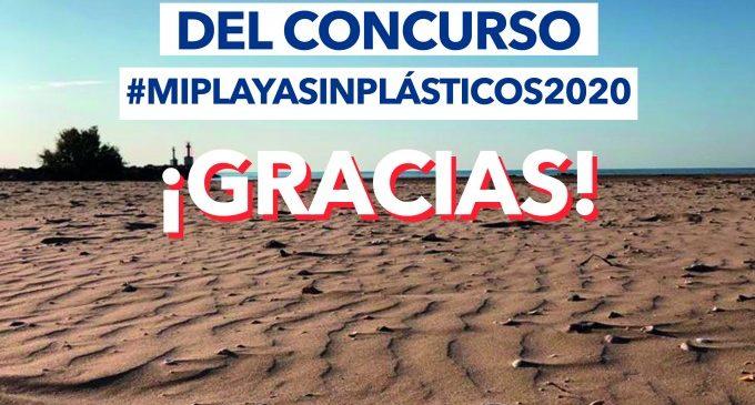 """La platja de Massamagrell entre les guanyadores del concurs """"Mi playa sin plásticos"""""""