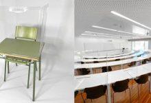 La indústria del metacrilat es bolca en la producció de mampares escolars a la Comunitat Valenciana