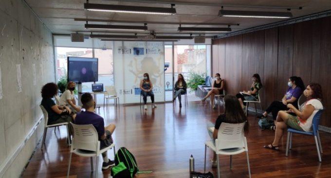 Quart de Poblet celebra el seu Fòrum Jove centrat en els reptes de les associacions juvenils davant la COVID 19