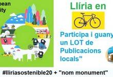 Llíria celebra la Setmana de la Mobilitat del 16 al 22 de setembre