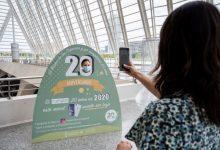 La Ciutat de les Arts i les Ciències sorteja un mòbil d'alta gamma entre les persones nascudes en 2000