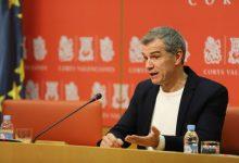 Toni Cantó, nou coordinador de Cs a la Comunitat Valenciana