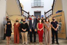"""La Diputació presenta el projecte """"València per la pau"""