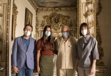 El Palau de Gandia, escenari de la superproducció espanyola de caràcter internacional 'Glow and Darkness'